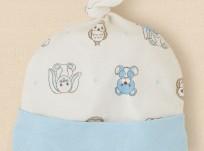 כובע קשר לתינוק של Children's Place – חיות