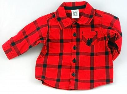 חולצה מדליקה לתינוק במידה NB של Carter's – חתיך