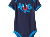 בגד גוף לתינוק של Carter's – אני מגנט חיבוקים