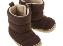 נעלי מגף פליז של Carter's