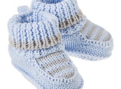נעליים לתינוק של Carter's – בייבי בלו