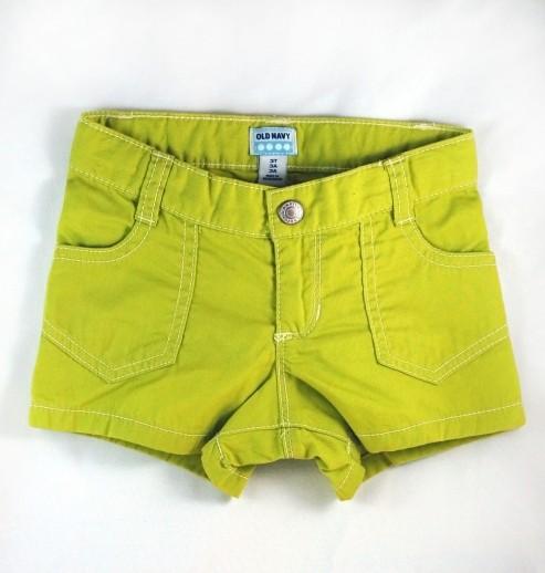 מכנסיים לילדה מבית Old Navy – ירוק ליים