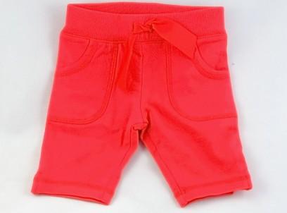 מכנסיים 100% כותנה לתינוקת של Carter's – אפרסק