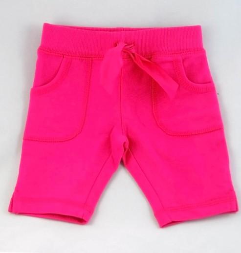 מכנסיים 100% כותנה של Carter's – ורוד פוקסיה