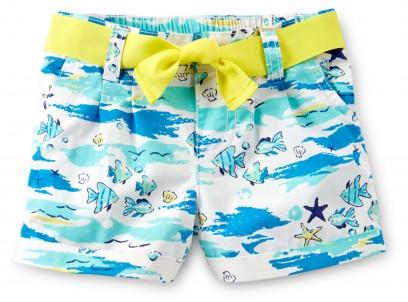 מכנסיים לתינוקת של Carter's – שונית אלמוגים