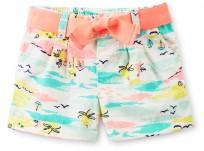 מכנסיים לתינוקת של Carter's – יום בחוף הים