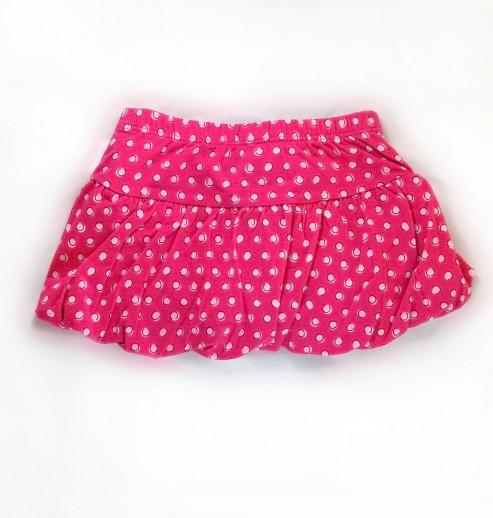 חצאית מכנסיים לתינוקת מבית Children's Place – ורודה עם נקודות