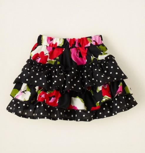 חצאית מבית Children's Place – כייף בקיץ!