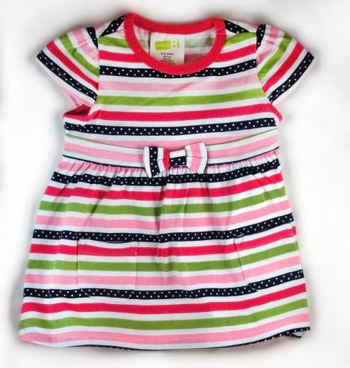 שמלה לתינוקת של crazy8 – עליסה בארץ הפלאות