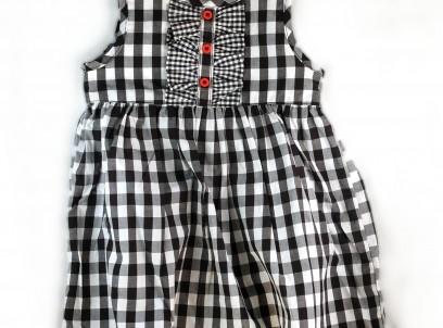 מארז שמלה ותחתונים לתינוקת מבית Carter's – נסיכה קטנה
