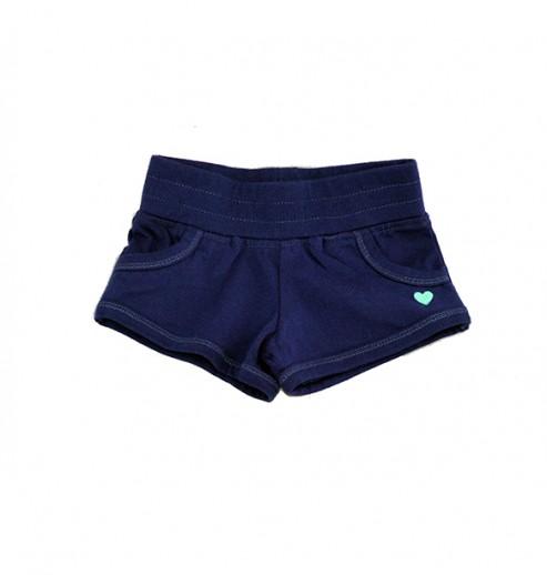 מכנסיים לתינוקת של Carter's – כחול עמוק