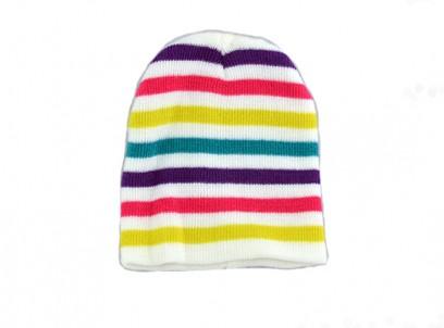 כובע לתינוקת של Healthtex – קשת בענן