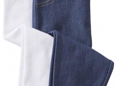 מארז שני מכנסי טיץ לתינוקת של Carter's – בריטני