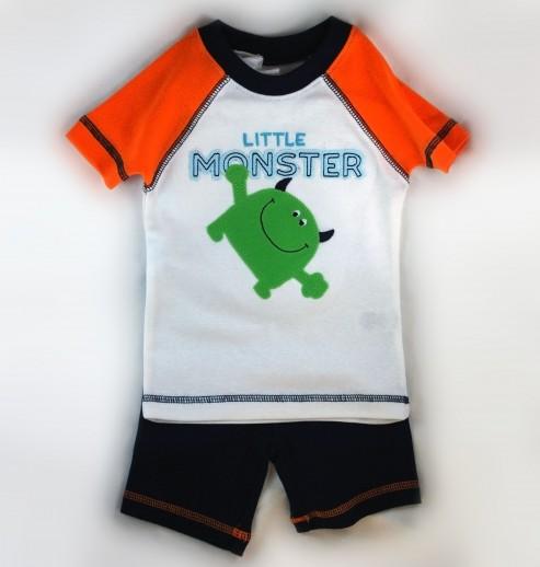 סט חולצה ומכנסיים לתינוק Carter's