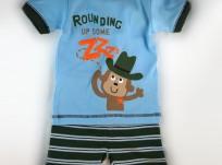 סט חולצה ומכנסיים לתינוק של Carter's