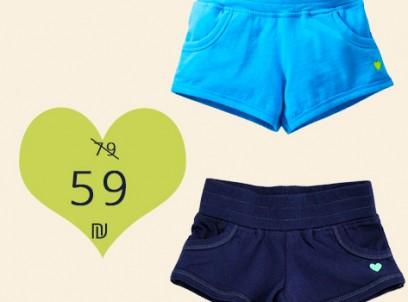 מארז שני זוגות מכנסיים של Carter's – גווני כחול