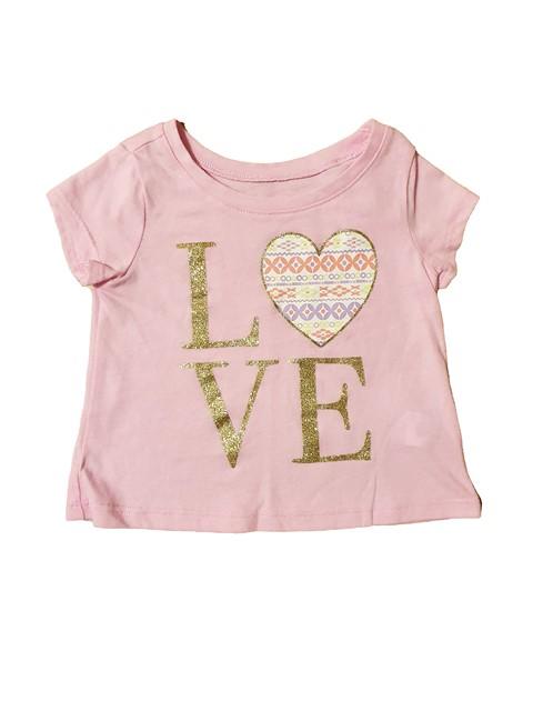 גופיית תינוקות אהבה מבית Children's Place