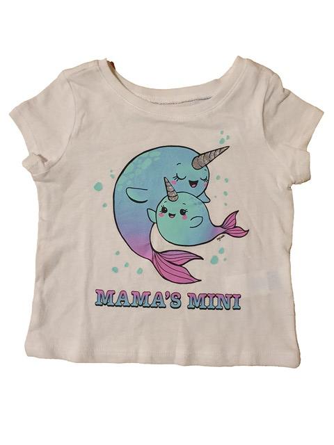 חולצת לוויתנים מבית Children's Place