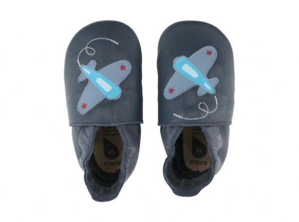Bobux | טרום הליכה Soft Sole | נעלי טרום הליכה 1000 006 01 בובוקס
