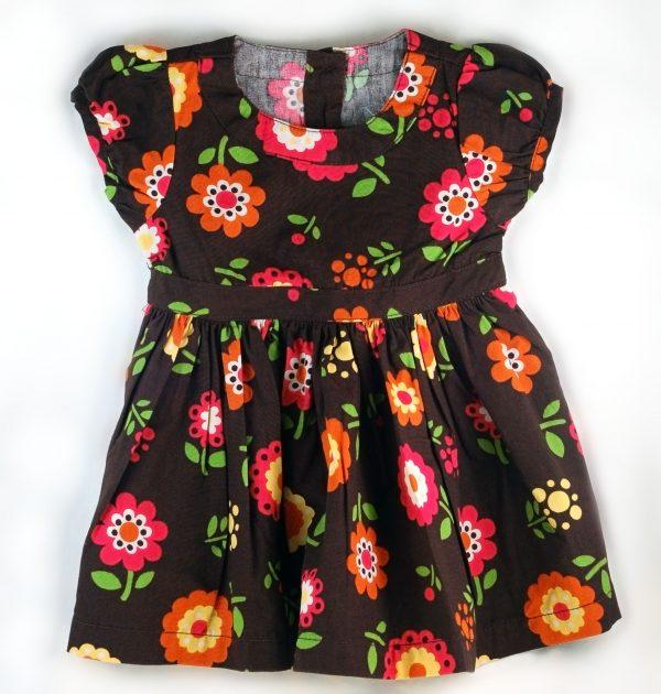 שמלה לתינוקת של crazy8 – התינוקת הכי יפה בגן – אחרונה במלאי!