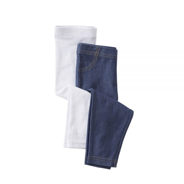 מארז שני מכנסי טייץ לתינוקת של Carter's – בריטני