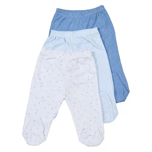 סט רגליות תינוקות 100% כותנה