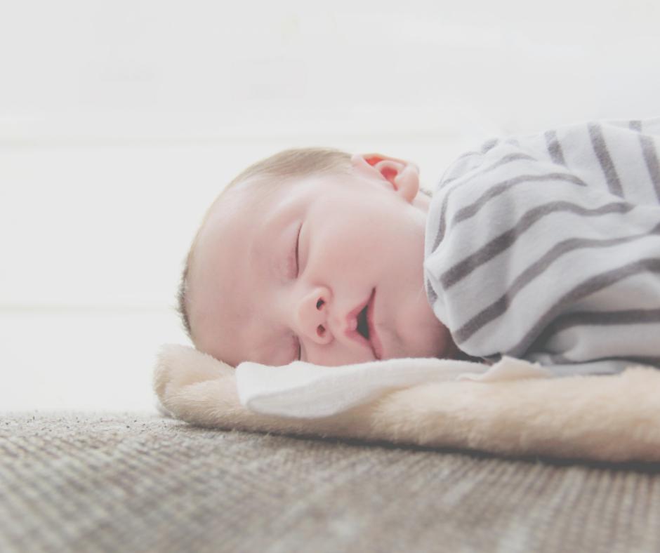 המדריך לשינה טובה אצל תינוקות