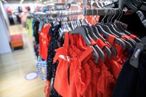 חנות בגדי תינוקות